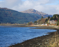 Old Castle Lachlan and Kilmun – connecting the Mausoleums of two historic Highland families